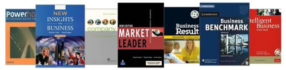 Пример учебных материалов по курсу бизнес-английского по скайпу